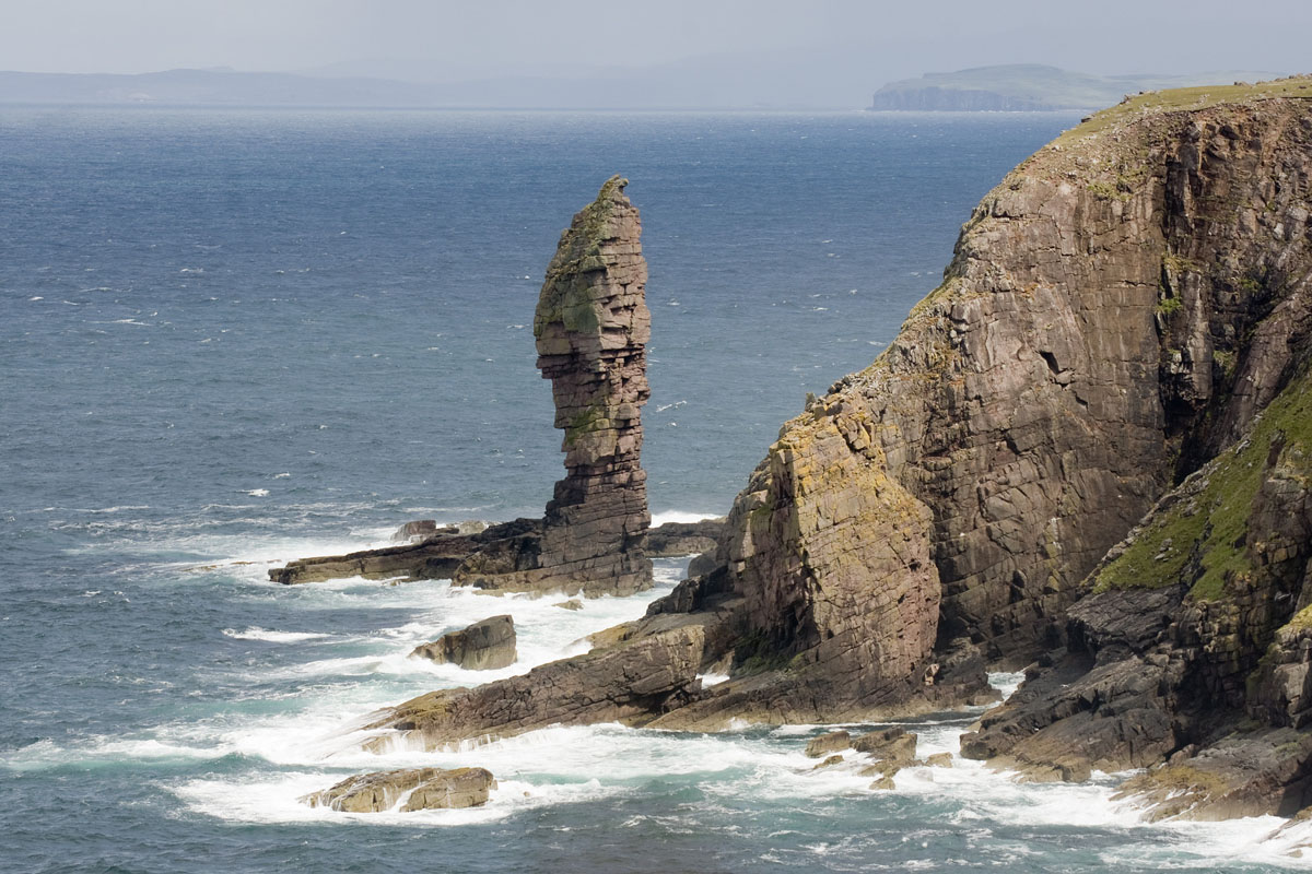 Point of Stoer North Highlands Scotland